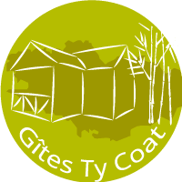 Gîtes Ty Coat Mobile Logo